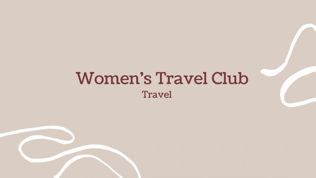 Women's Travel Club